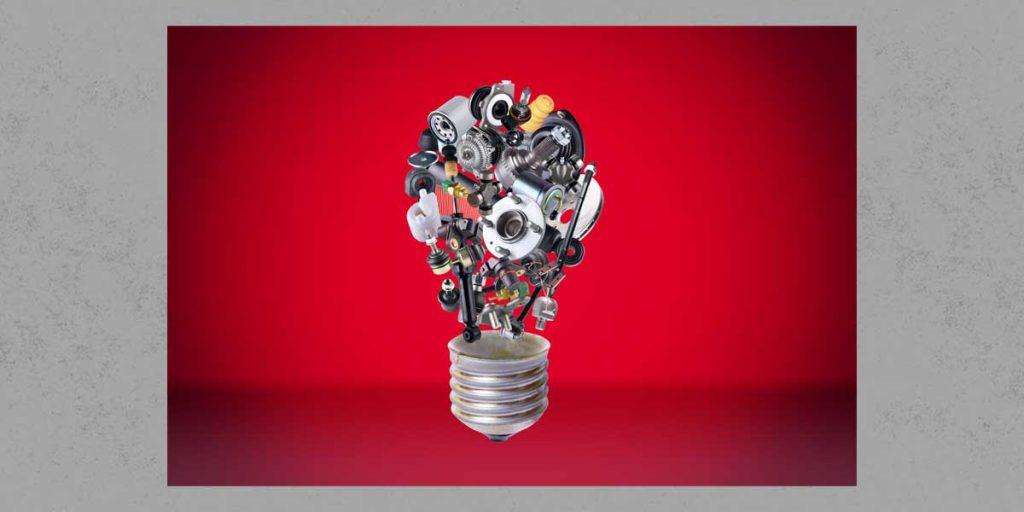 QiM Autoteile Glühbirne