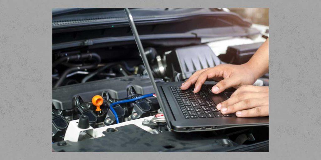 QiM Elektrik am Auto reparieren