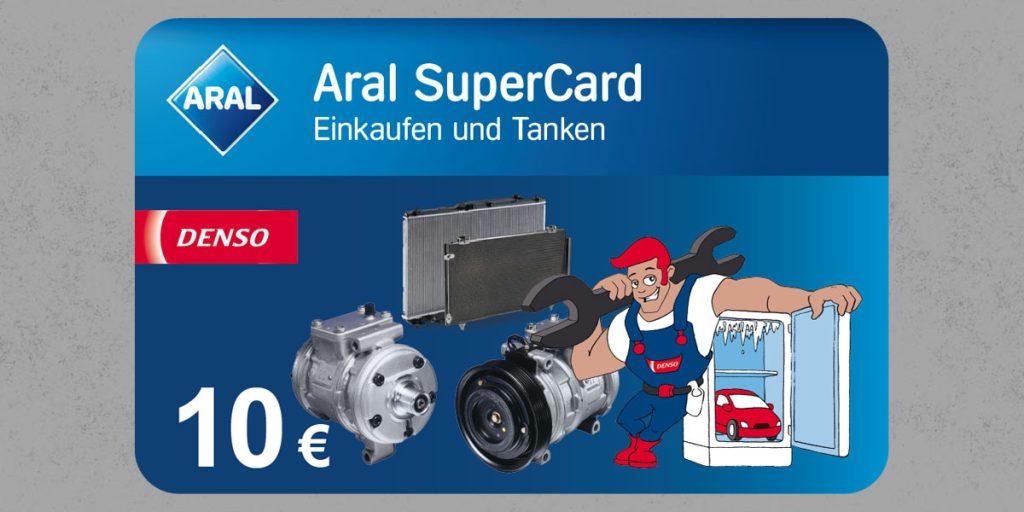 QiM Denso Aral SuperCard
