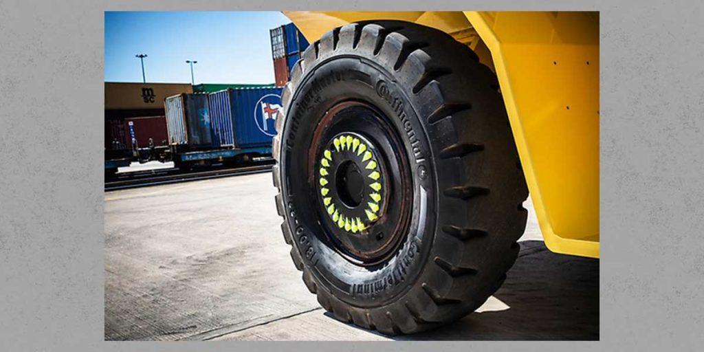 QiM Nfz Reifen von Continental