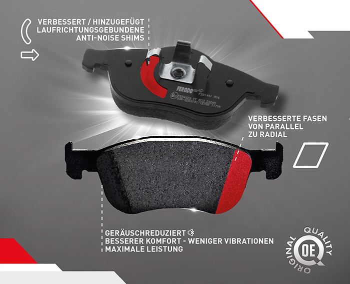Ferodo Bremsen KFZ-NFZ autoteile