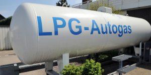 LPG-Tank