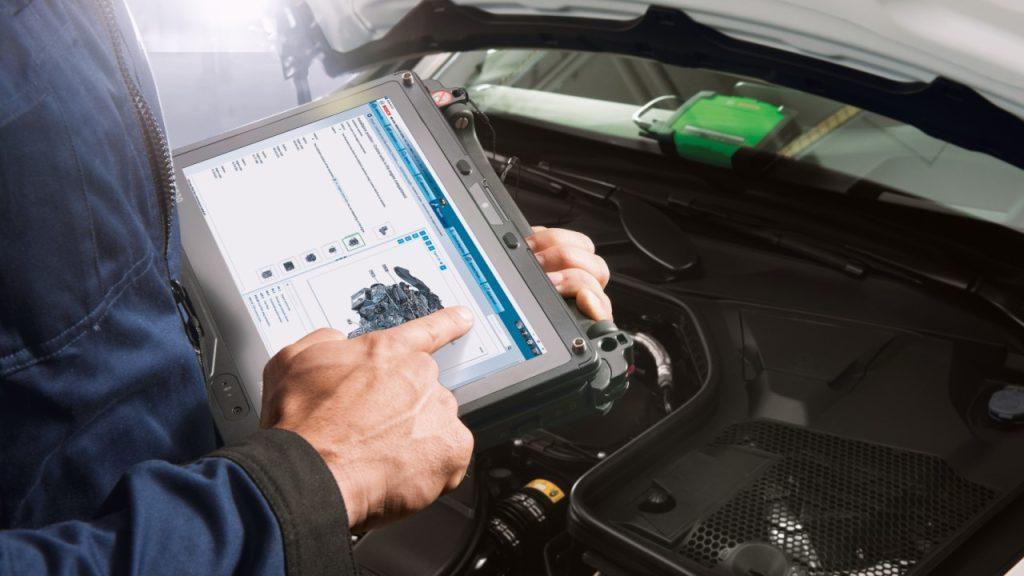 Bosch Software Esitronic