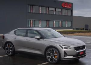 Volvo und Eibach