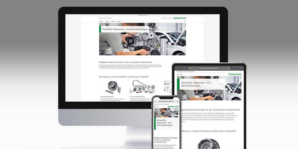 Schaeffler Website