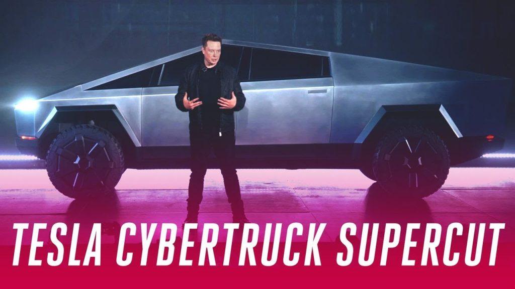 Cybertruck - Elon Must - Teslas Entwicklung