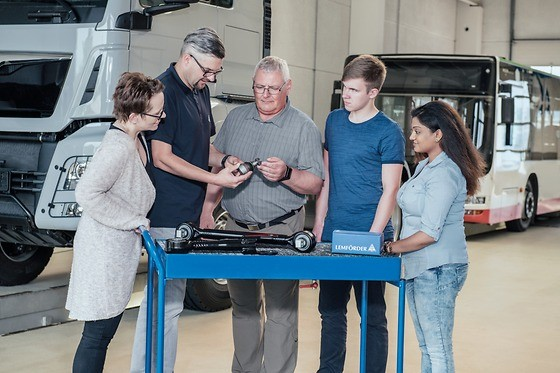 ZF Aftermarket Trainings