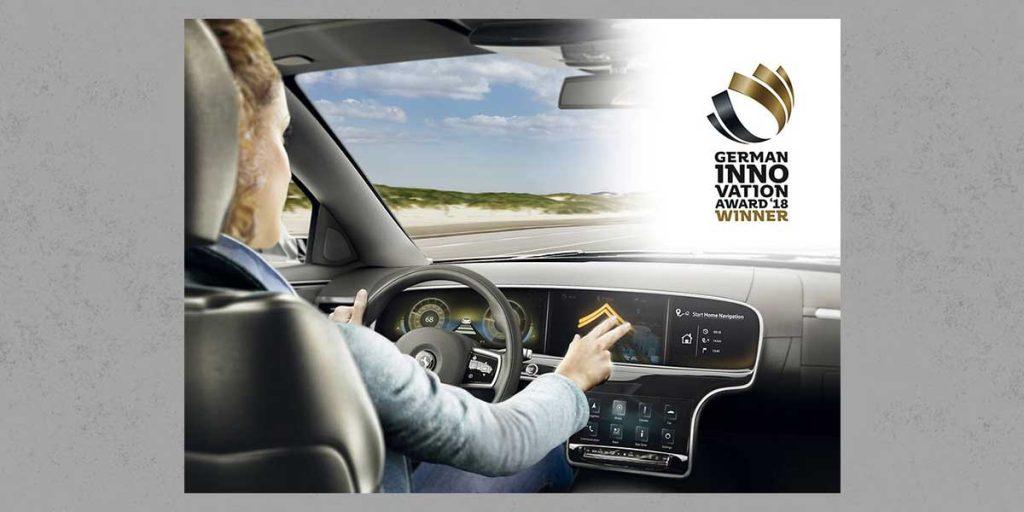 QiM German Innovation Award 2018