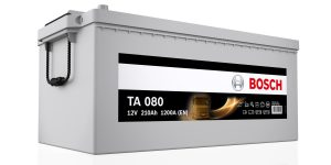 truck-batterie von bosch