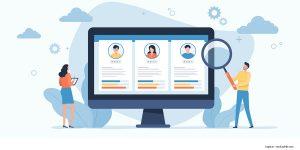Vorsicht bei Mitarbeiterprofilen auf der Firmenwebsite