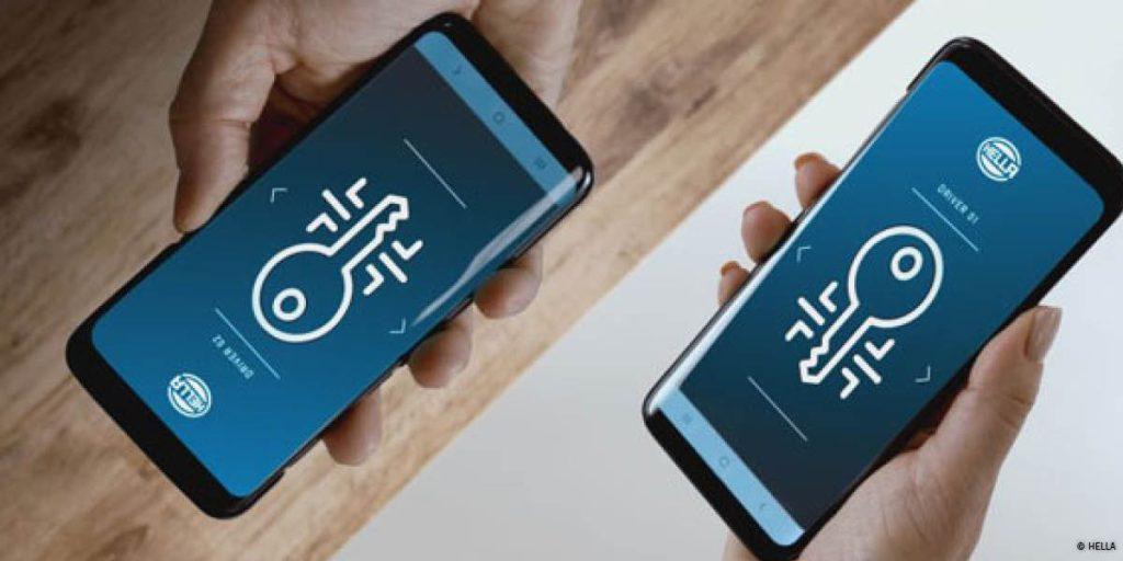 Smart Car Access: HELLA bietet neuen digitalen Autoschlüssel an