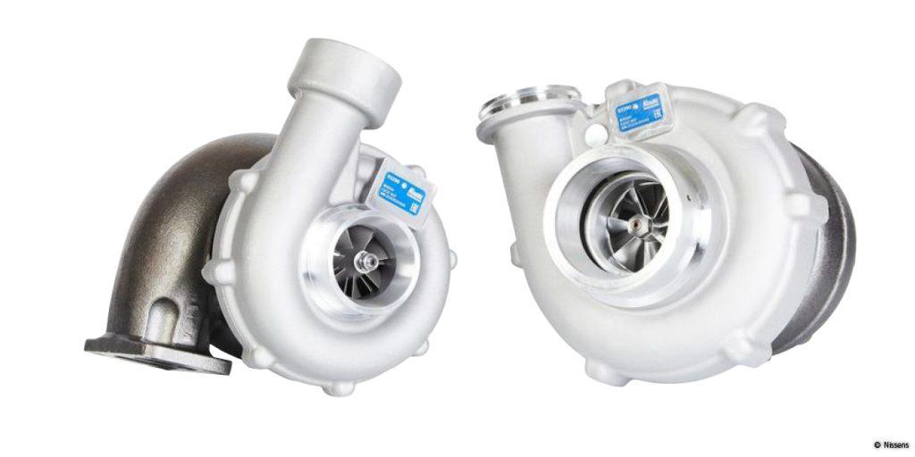 Automechanika 2021: Nissens stellt neue Turbolinie für Lkws vor