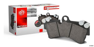 FERODO® bietet leistungsstarke Fuse+ Technologie Bremsbeläge