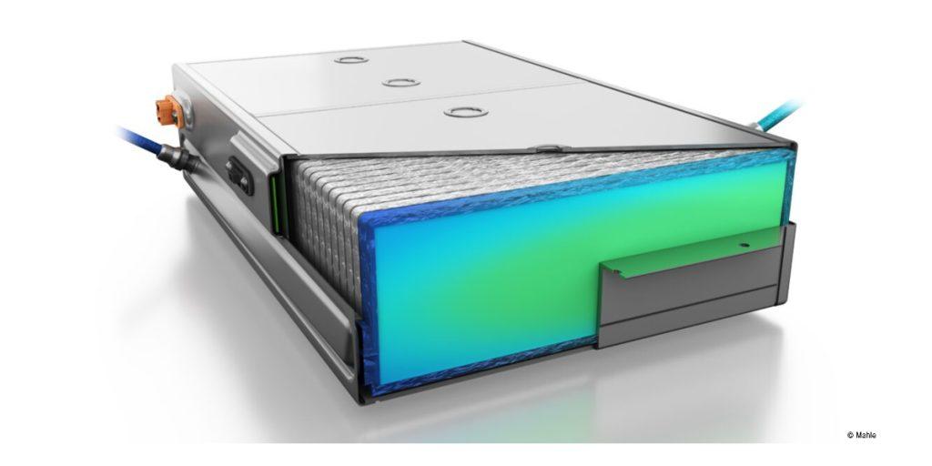 Mahle stellt Immersionskühlung für E-Autos vor