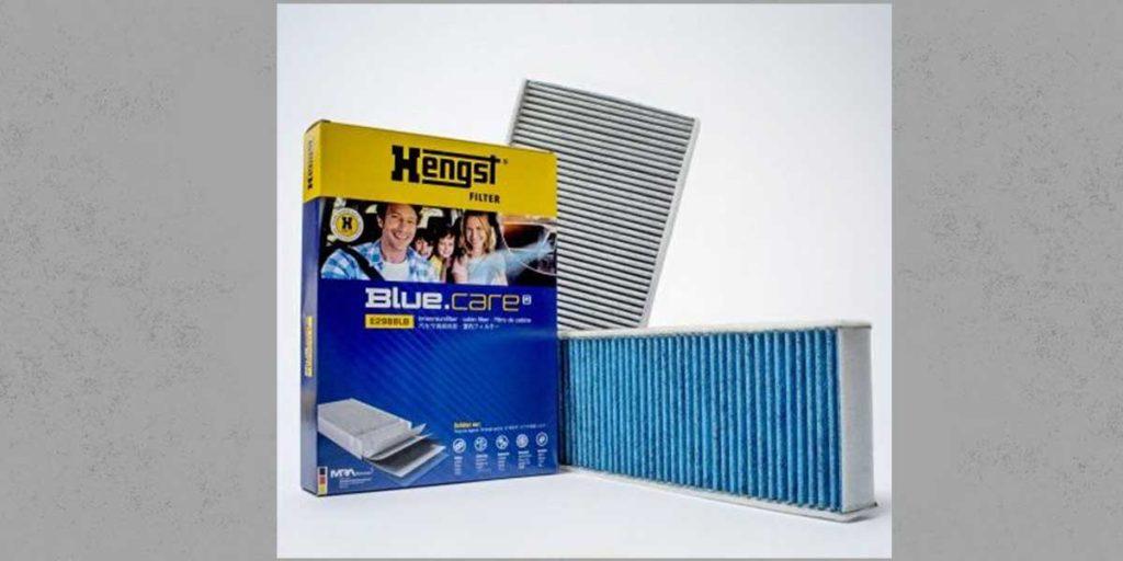 QiM HENGST Filter Bluecare