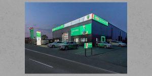 QiM Neues Werkstattkonzept - Castrol Auto Service