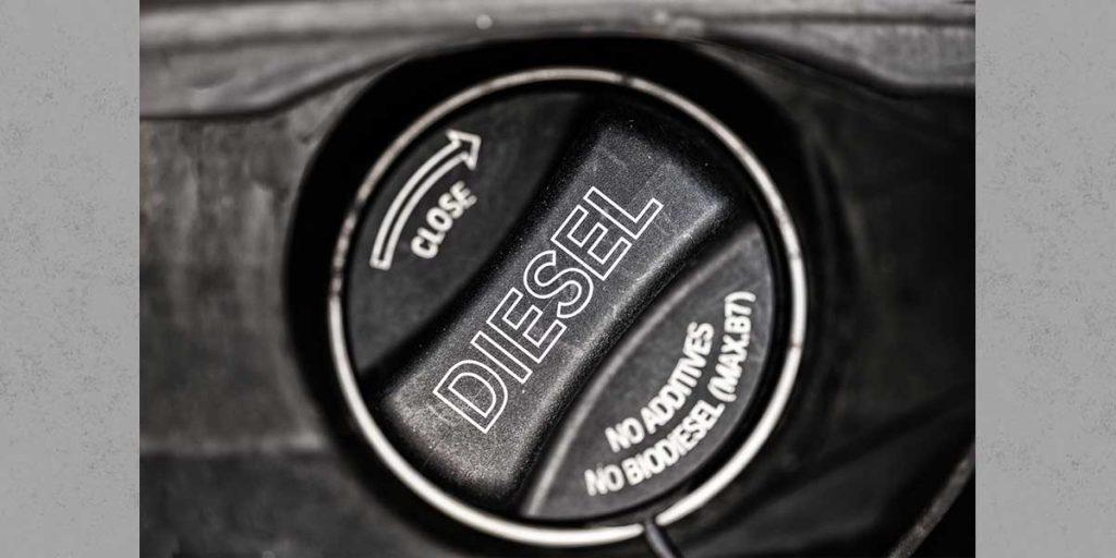 QiM Tankdeckel für Diesel