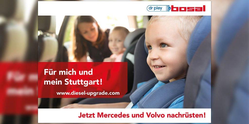 Diesel-Upgrade - Euro 5 Diesel von Mercedes und Volvo nachrüsten