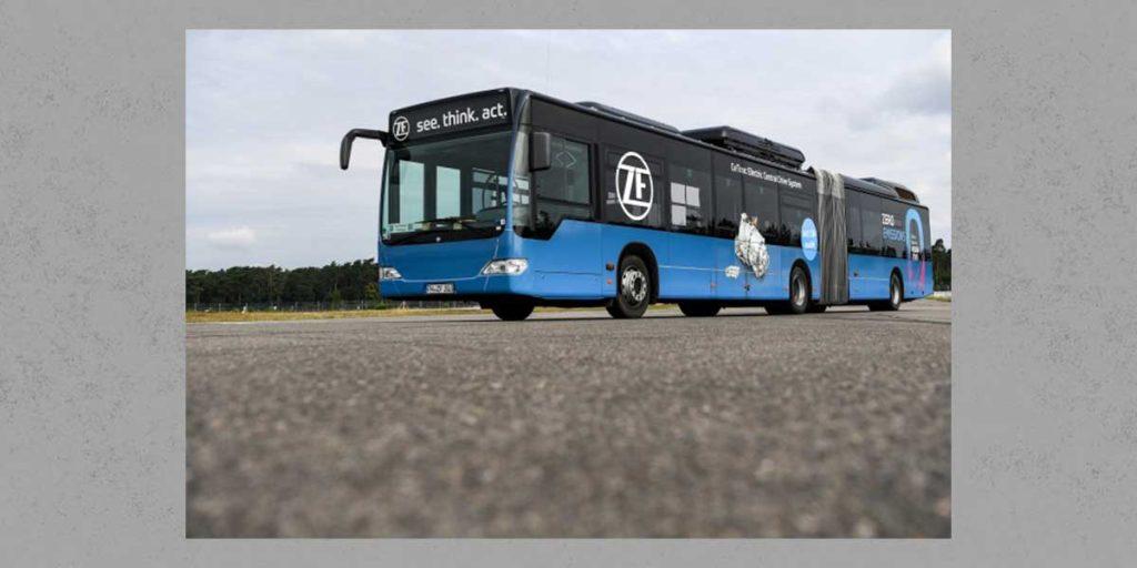 QiM E-Mobilität für Busse