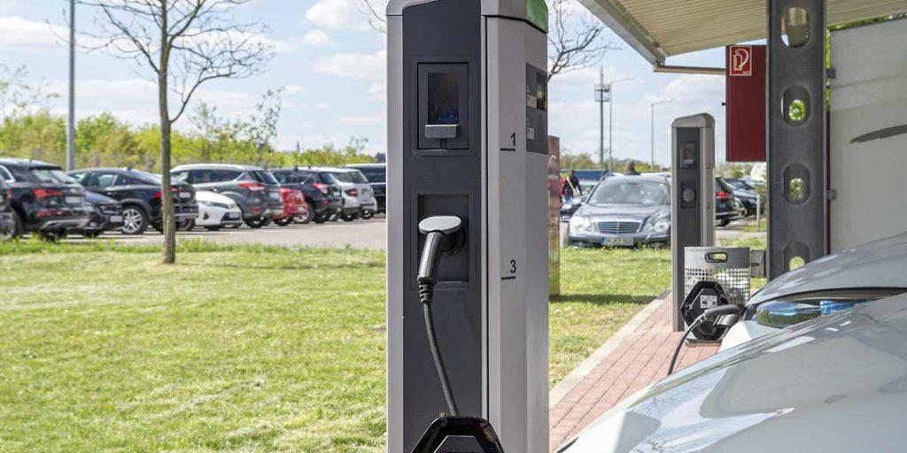 Elektromobilität geeichte Ladestationen