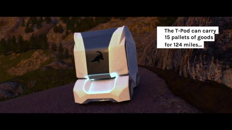 QiM Introducing the T-Pod