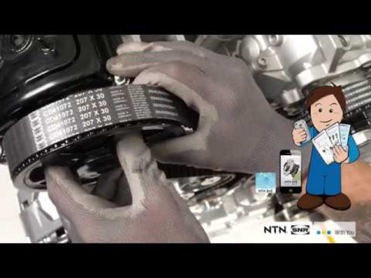 NTN-SNR-Hydraulic-tensioner-operation-and-directions-for-use