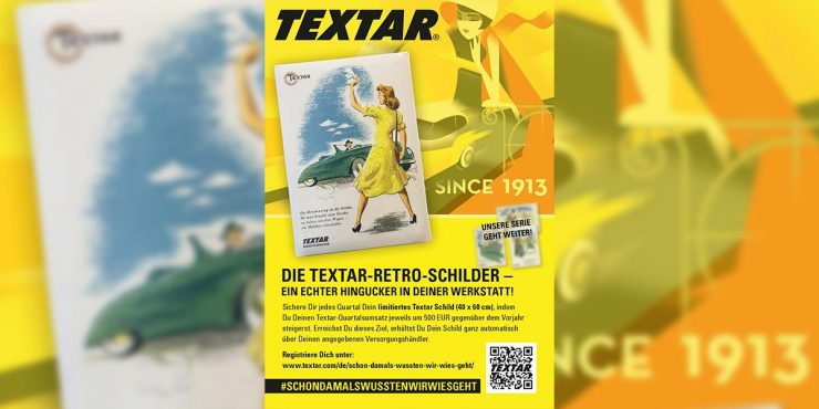 Textar Retro-Aktion