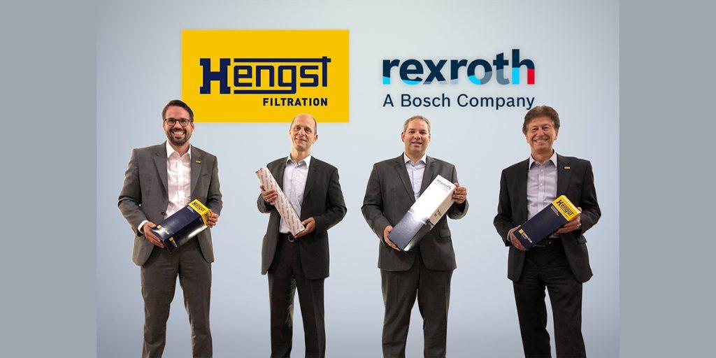 Hengst übernimmt das Hydraulik-Filtrationsgeschäft der Bosch Rexroth AG