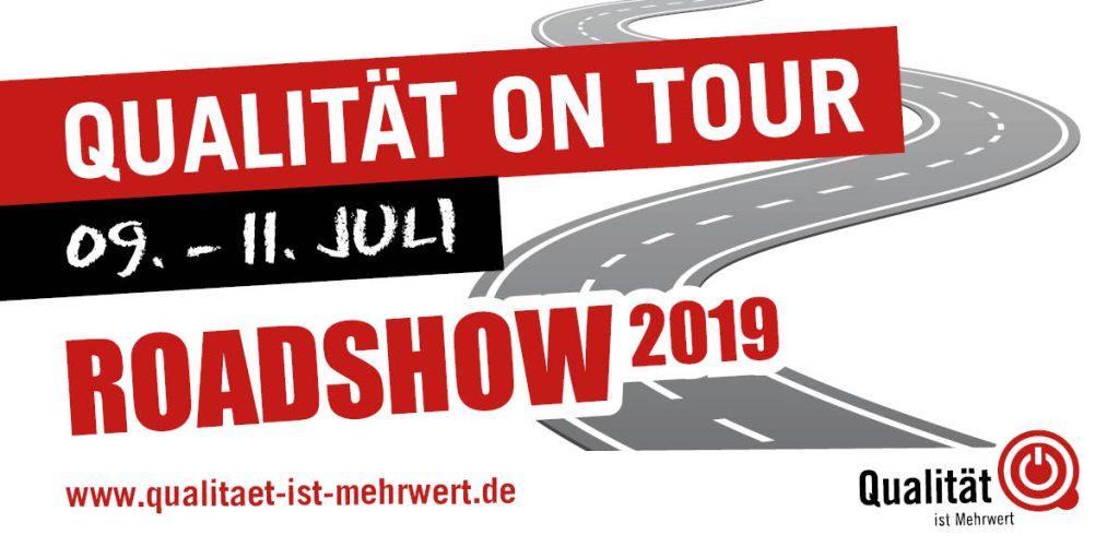 ROADSHOW 2019 - Werkstatt Besuch