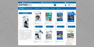 QiM KRAFTHAND Fachliteratur - Weiterbildung