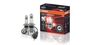 Die erste zugelassene Autonachrüstlampe auf LED-Basis für den deutschen Markt - LED umrüsten