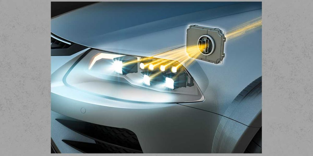 QiM Licht am Auto Osram Continental