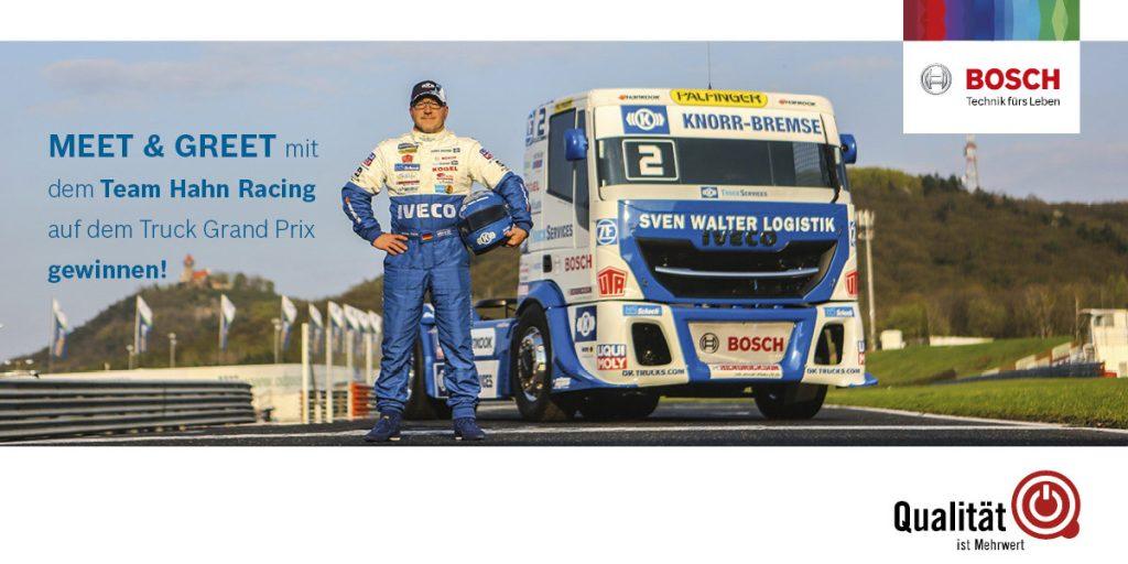 QiM MEET AND GREET - Team Jochen Hahn Racing