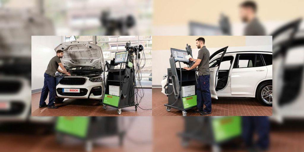 Bosch - Neue FSA und BEA-Geräte