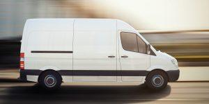 Bild eines Transporters