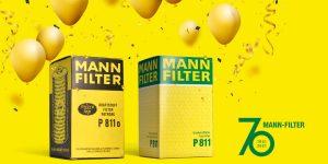 MANN-FILTER wird 70!