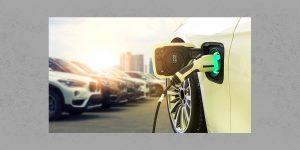 QiM Bremsbelag Electric Blue für Elektroautos