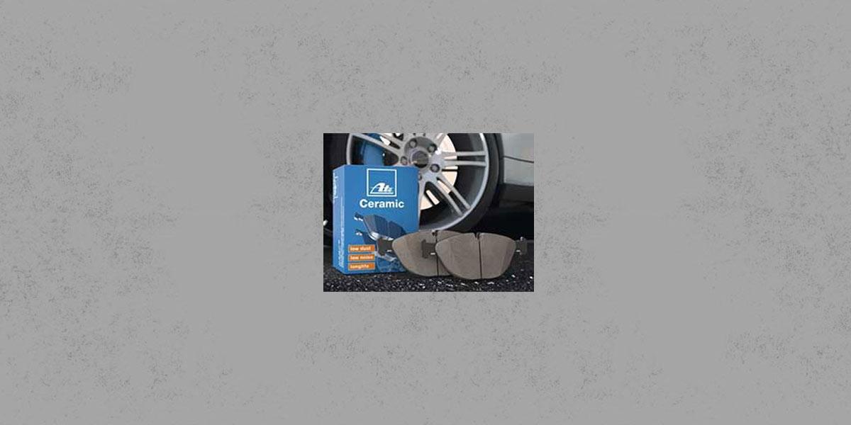 sauber leise und verschlei arm bremsen mit den ate. Black Bedroom Furniture Sets. Home Design Ideas