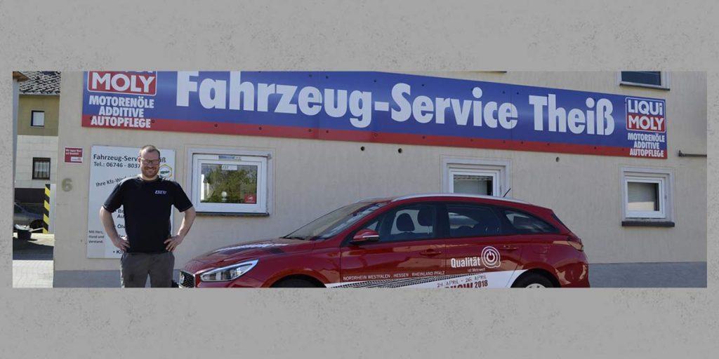 Theiss Werkstatt Roadshow