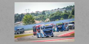 QiM FIA European Truck Race Iveco Knorr Bremse