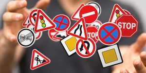 Verkehrsregeln-Straßenverkehrsordnung