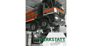 Cover Werkstatt aktuell -Qualität ist Mehrwert setzt sich für hochwertige Kfz-Ersatzteile ein