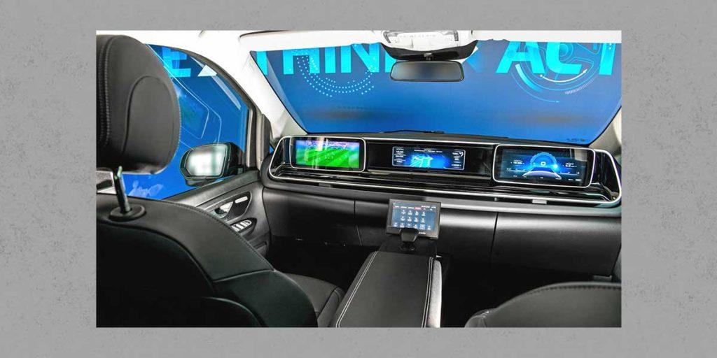 QiM ZF: das Cockpit der Zukunft